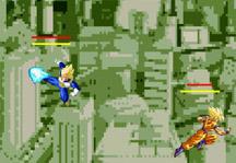 Dragon Ball Z Tournament Battle Gameplay