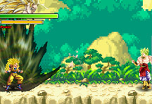 DBZ Fierce Fighting 2.6