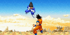 jeu sangoku dragon ball z