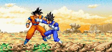 Dragon Ball Z Supersonic Warriors Online