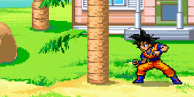 Dragon Ball Z Timber