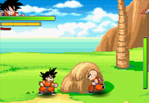 DBZ Fierce Fighting 2.0