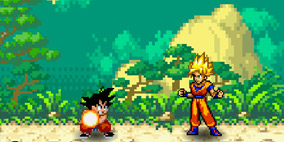 Dragon Ball Fierce Fighting 1.5