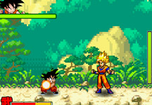 Dragon Ball Fierce Fighting 1.5 Gameplay