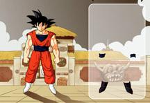 Dragon Ball Dress Up Gameplay