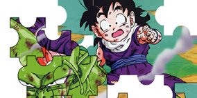 Dragon Ball Puzzle 2
