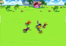 Dragon Ball Football Gameplay