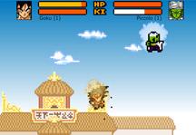 Dragon Ball Z Devolution 1.2.3 Gameplay