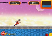Dragon Ball Z Snakeway Gameplay