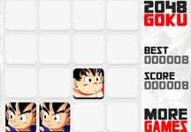 2048 Goku Gameplay