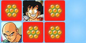Dragon Ball Memory Game