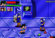 Dragon Ball GT Transformation Gameplay