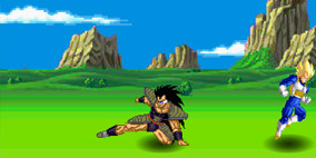 Dragon Ball Z Battle