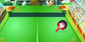 Dragon Ball Z Table Tennis