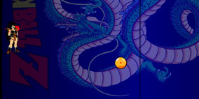 Dragon Ball Z Pong