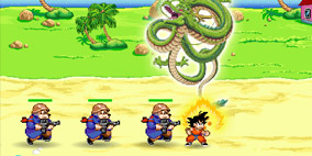 Dragon Ball Defense