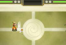 Dragon Ball Hockey Gameplay