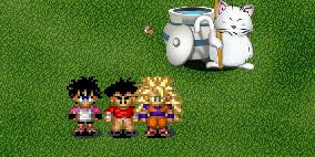 Dragon Ball Z Village