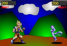 Dragon Ball Z Flash Dimension Gameplay