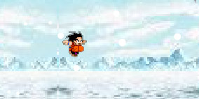 Dragon Ball Winter Adventure