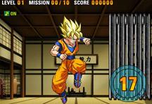 Dragon Ball Perfect Hit Gameplay