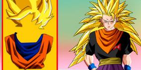 Goku Dress Up 5
