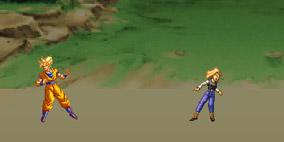Dragon Ball Z Fight