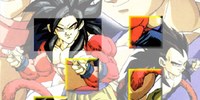 Dragon Ball GT Puzzle