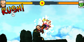 Dragon Ball Z Mini Warriors