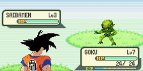 Dragon Ball Z Team Training