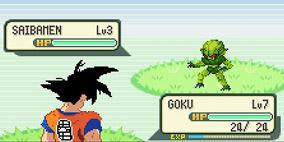 Dragon Ball Z Team Training