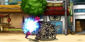 Dragon Ball Z vs Naruto MUGEN