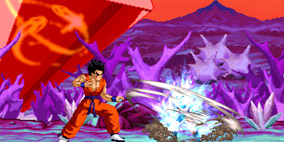 Dragon Ball Z World in Chaos