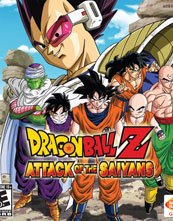 Dragon Ball Z Attack of the Saiyans