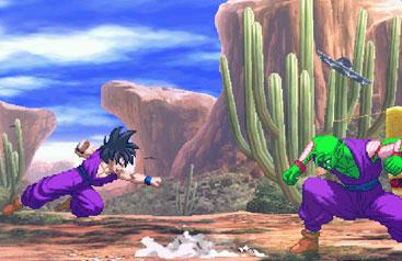 Dragon Ball Z Retro Battle X3