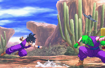 Dragon Ball Z Retro Battle X3