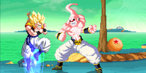 Dragon Ball Z Extreme Mugen