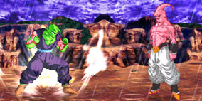 Dragon Ball Z New Final Bout