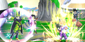 Dragon Ball Z Mugen 2011