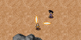 Dragon Ball Z Arena Battle