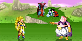 Dragon Ball Raging Blast 2 Mugen