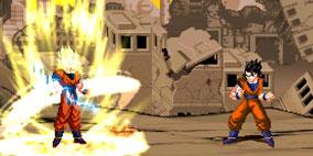 Dragon Ball Z Adventure Mugen