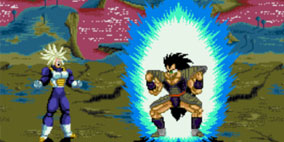 Dragon Ball Z Mugen 2008