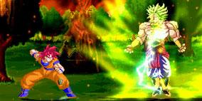 Dragon Ball Z Infinity Mugen