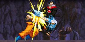 Dragon Ball Super vs Naruto Shippuden Mugen