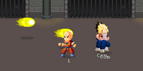 Dragon Ball Z Little Fighter 2