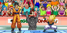Dragon Ball Z Extreme Butoden Mugen