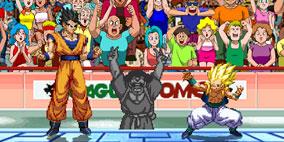 Dragon Ball Z Extreme Butoden Mugen
