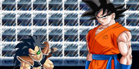 Dragon Ball Z RPG Fighters Remake