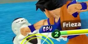 Goku Tenkaichi Saiyan Fight